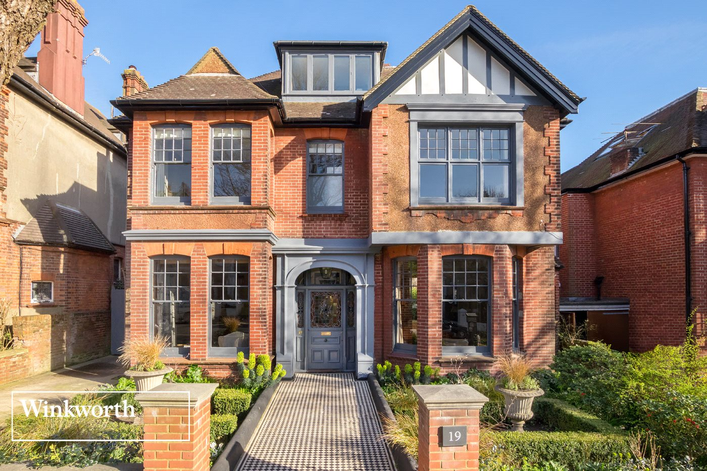 6 Bedrooms Detached House for sale in Wilbury Gardens, Hove, East Sussex, BN3