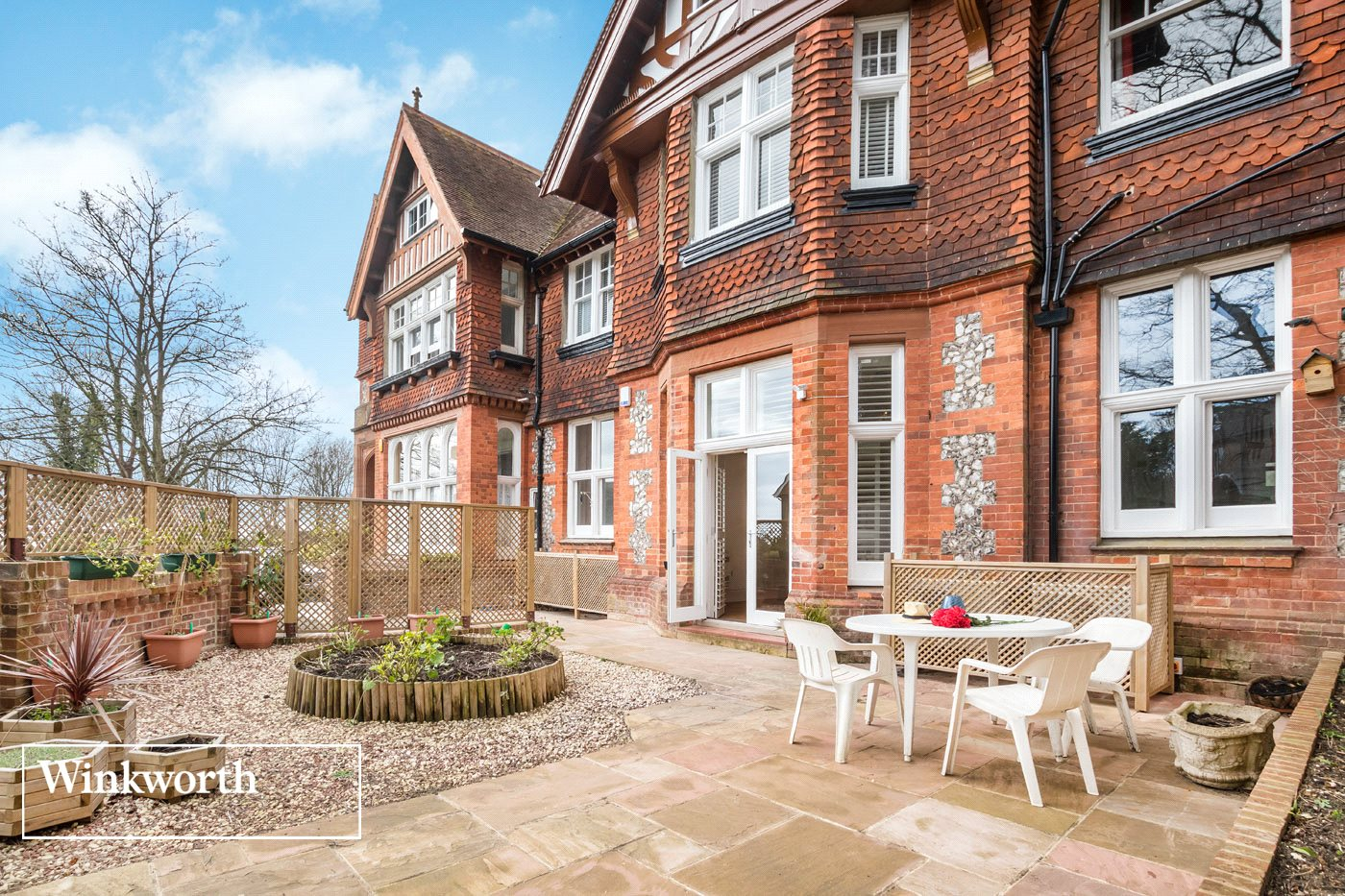 2 Bedrooms Flat for sale in Barrowfield Lodge, Barrowfield Drive, Hove, East Sussex, BN3