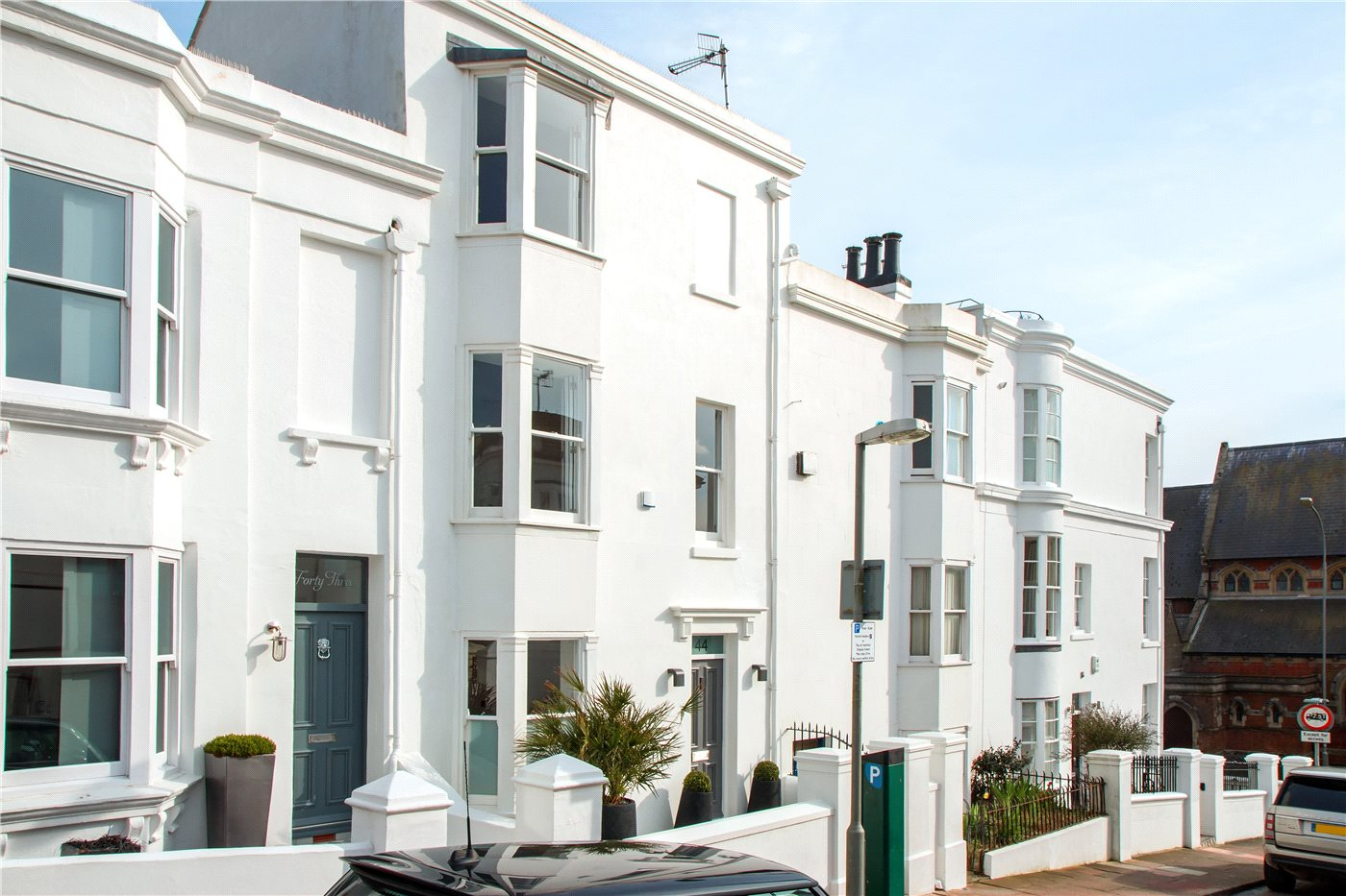 4 Bedrooms Terraced House for sale in Victoria Street, Brighton, East Sussex, BN1