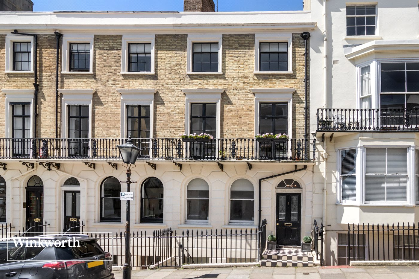 1 Bedroom Flat for sale in Belgrave Place, Brighton, East Sussex, BN2