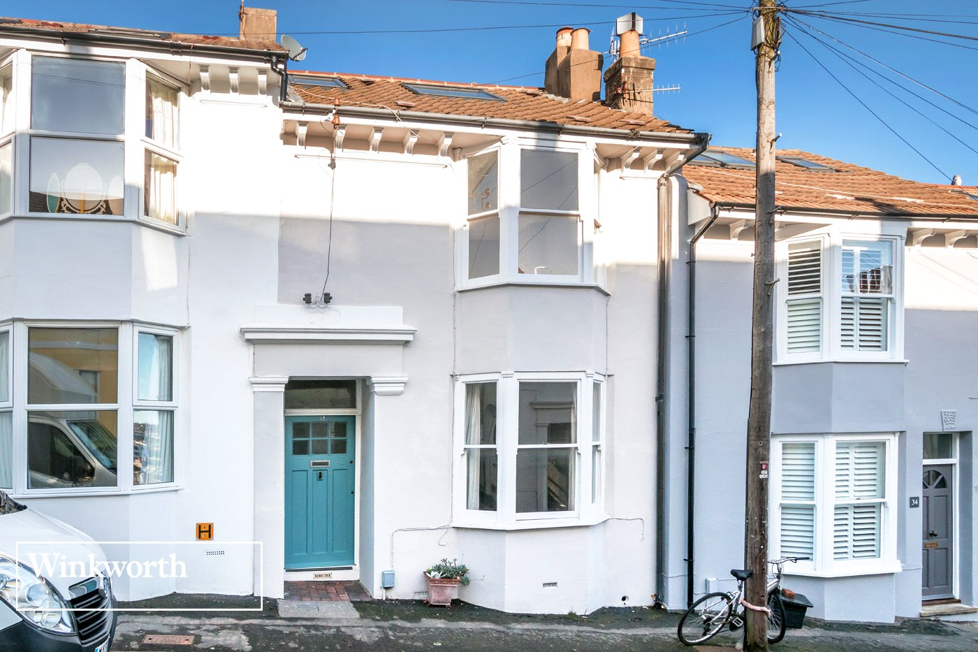 3 Bedrooms Terraced House for rent in Brigden Street, Brighton, East Sussex, BN1