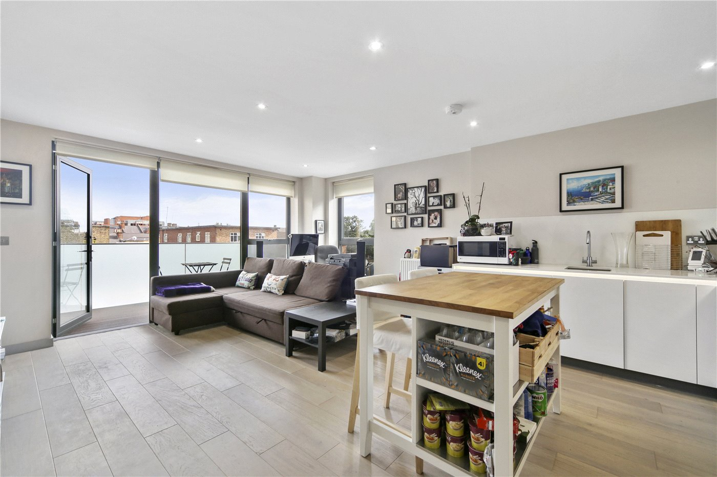 2 Bedrooms House for sale in Margil House, Singapore Road, London, W13