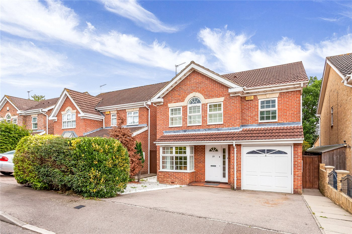 4 Bedrooms Detached House for sale in Thompsons Close, Cheshunt, Waltham Cross, Hertfordshire, EN7