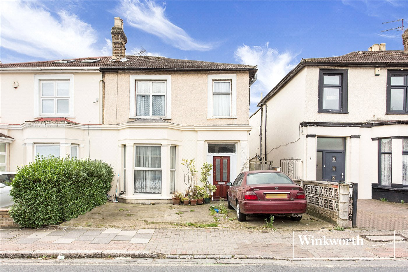 2 Bedrooms Flat for sale in Station Road, Finchley, London, N3