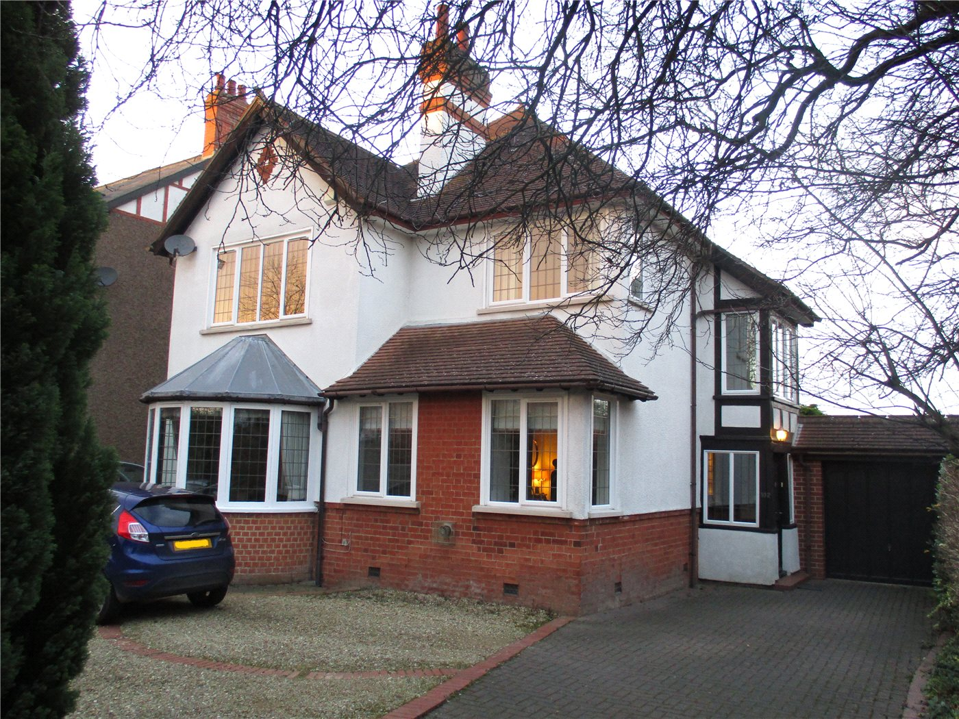 4 Bedrooms Detached House for sale in Barrowby Road, Grantham, NG31