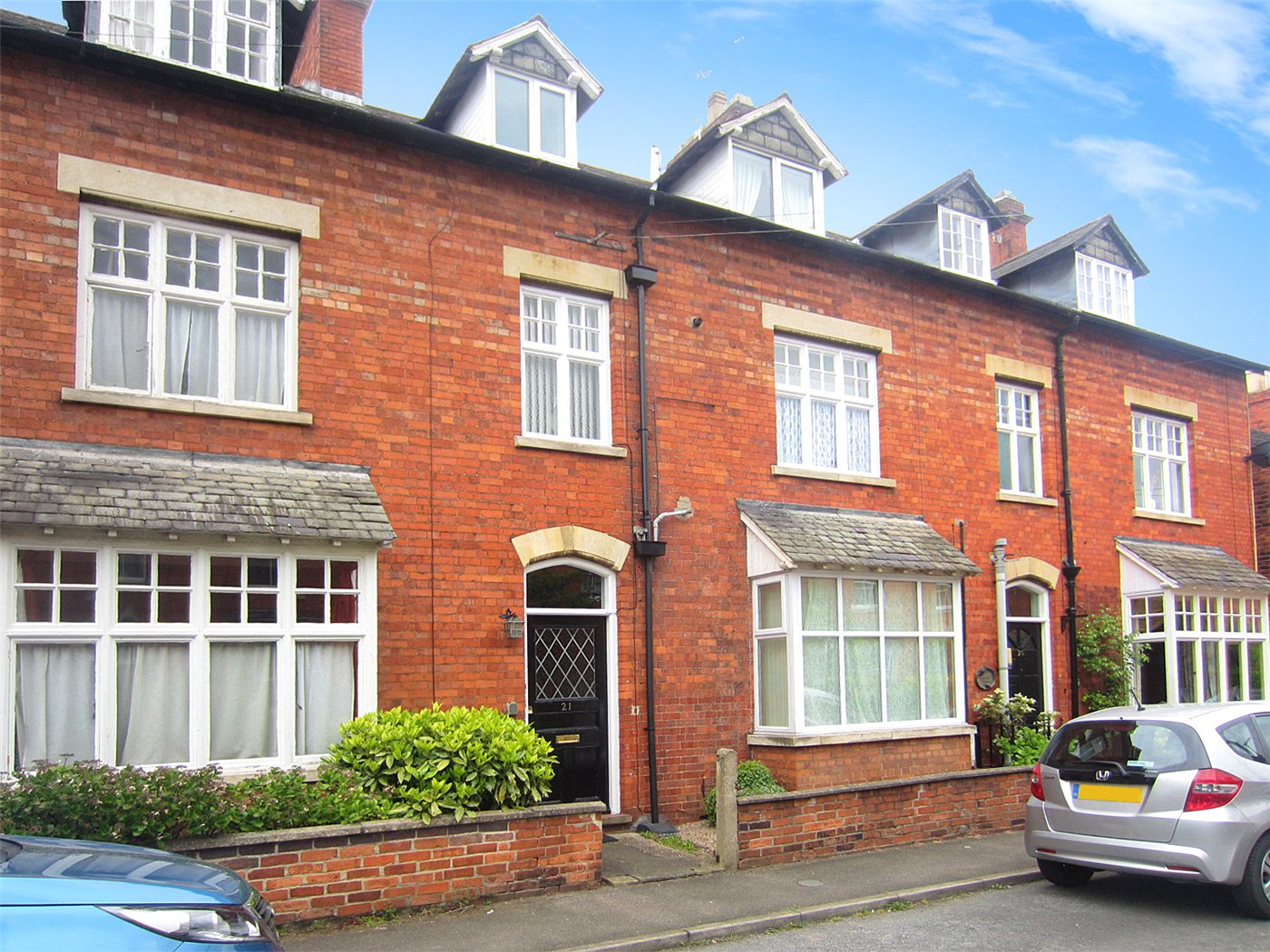2 Bedrooms Flat for sale in Gladstone Terrace, Grantham, NG31