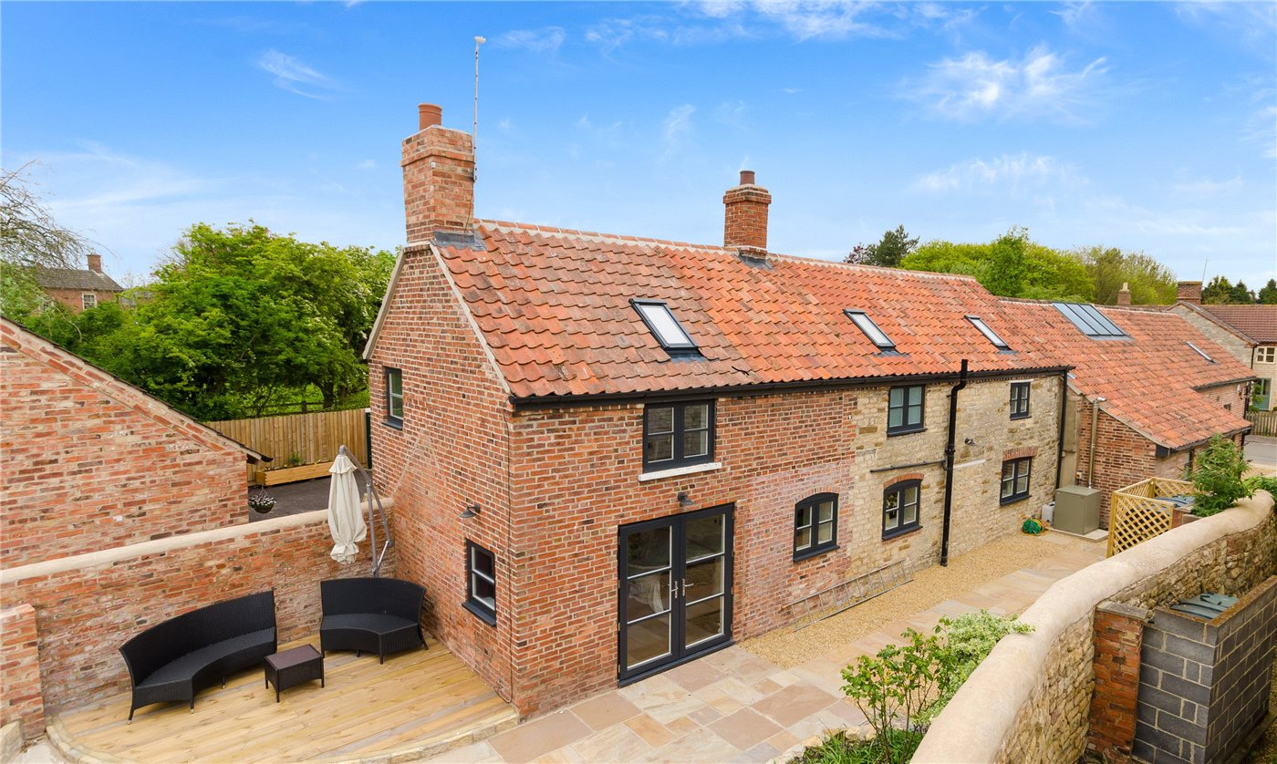 3 Bedrooms Detached House for sale in Main Street, Saltby, Melton Mowbray, LE14
