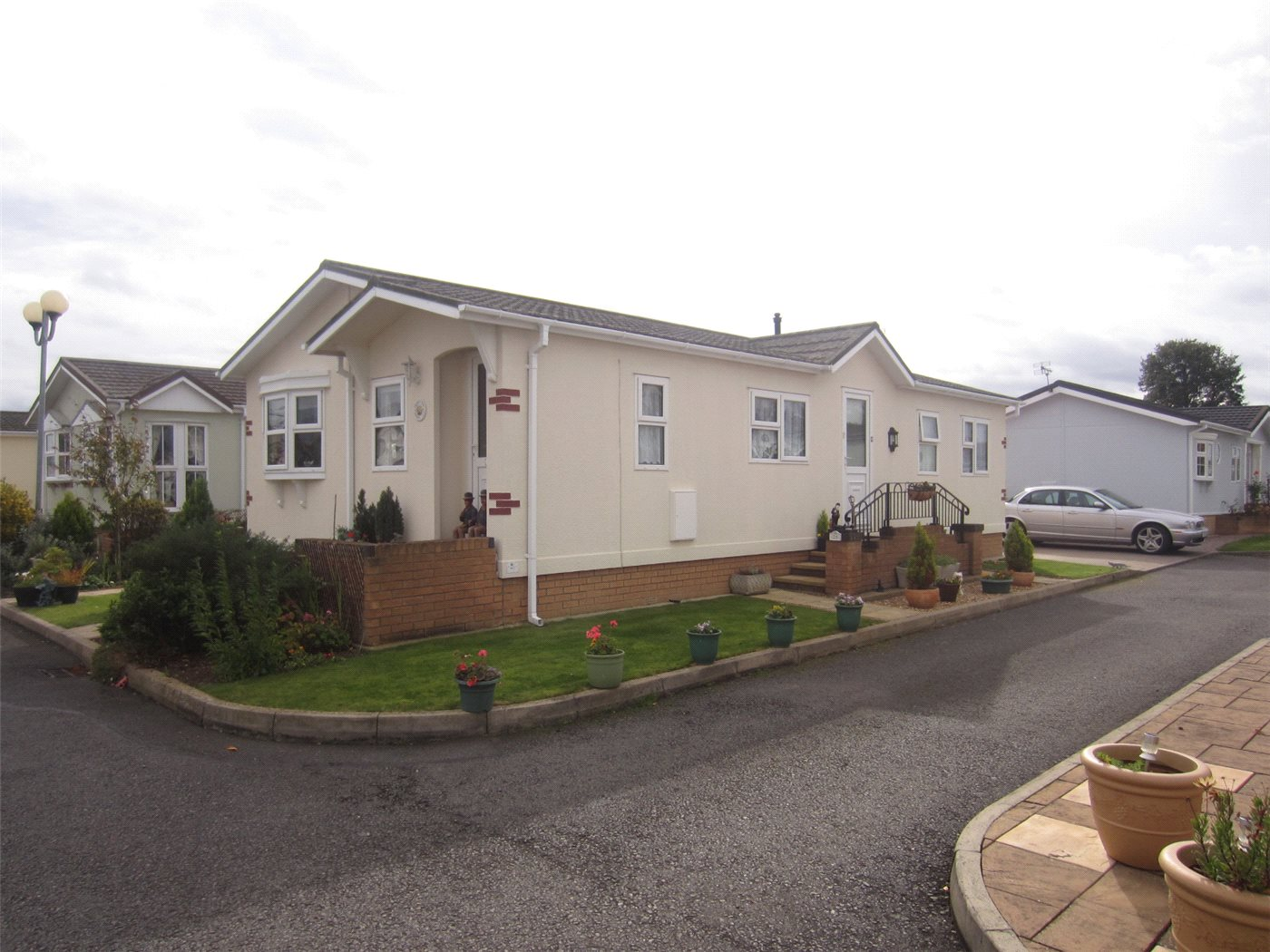 2 Bedrooms Retirement Property for sale in Meadow View, Allington Gardens, Allington, Grantham, NG32