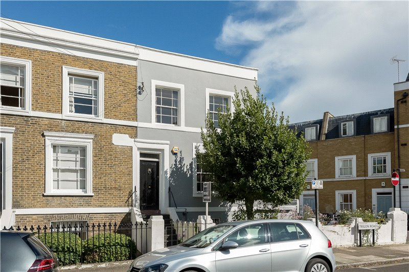 3 Bedrooms House for sale in Trigon Road, Oval, London, SW8