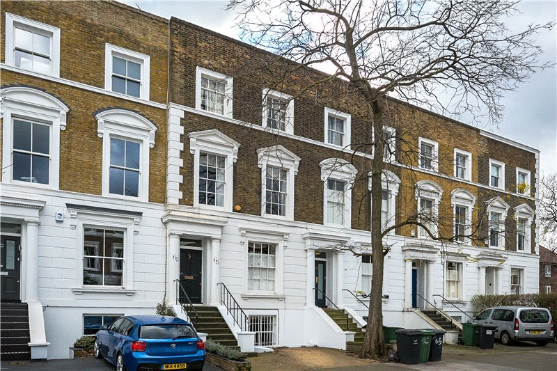 5 Bedrooms Terraced House for sale in Fentiman Road, Oval, London, SW8