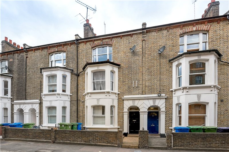 2 Bedrooms Flat for sale in Elliotts Row, Kennington, London, SE11