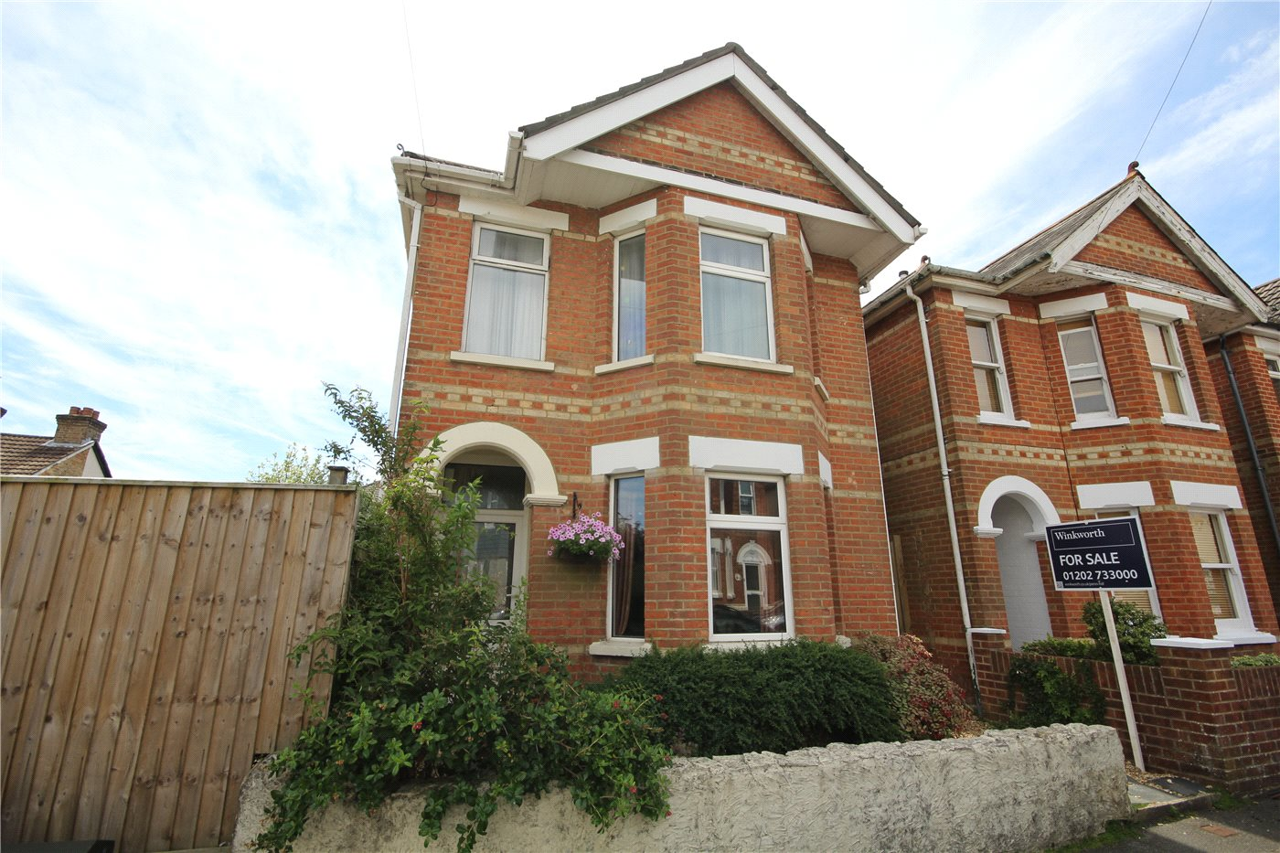 3 Bedrooms Detached House for sale in Lyell Road, Poole, Dorset, BH12