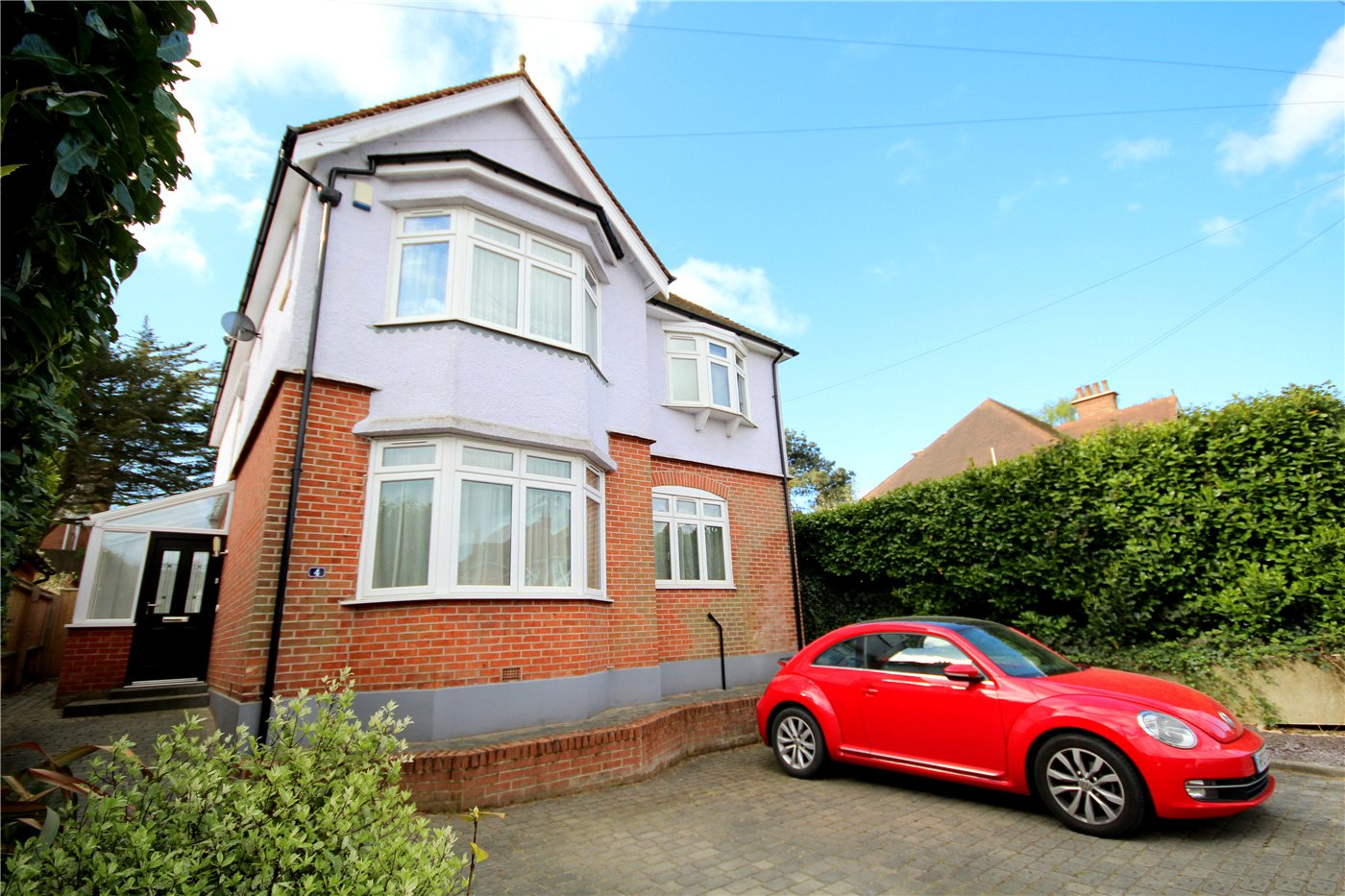 4 Bedrooms Detached House for sale in Birchwood Road, Parkstone, Poole, BH14