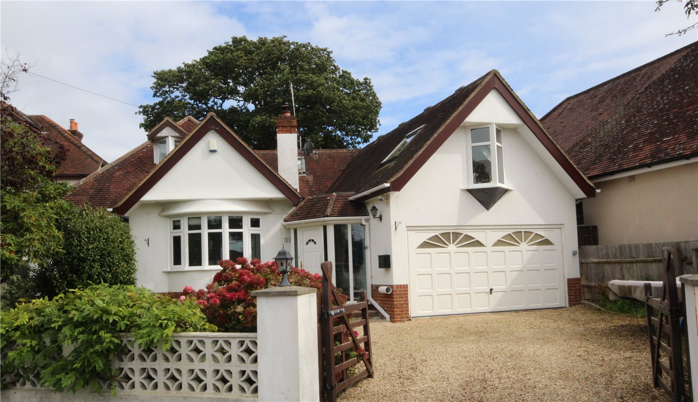 5 Bedrooms Detached House for sale in Austin Avenue, Lilliput, Poole, Dorset, BH14