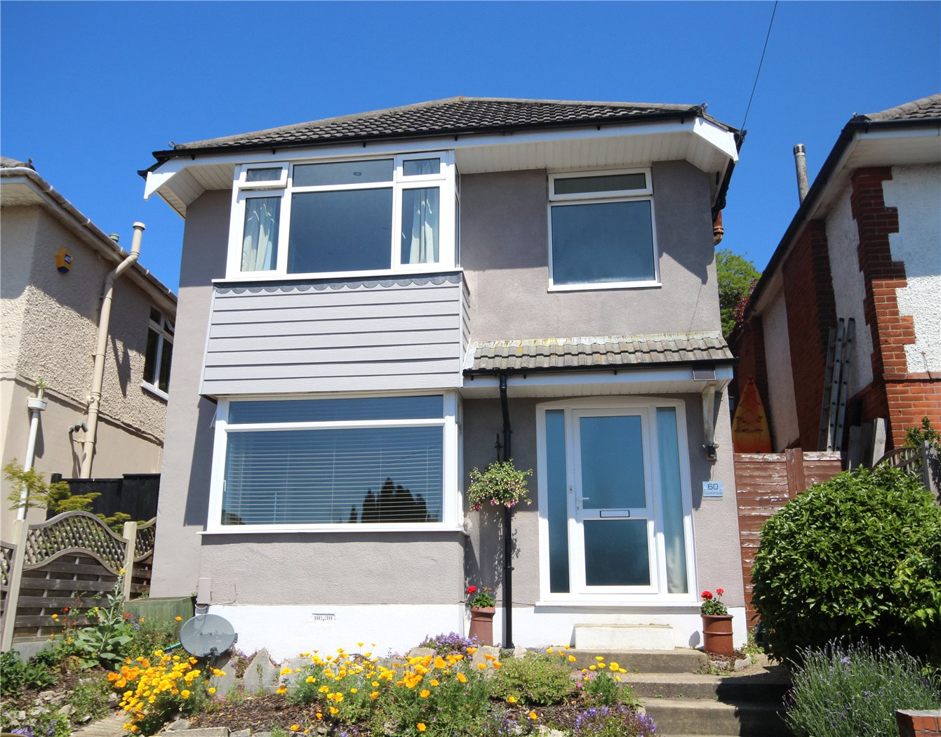 3 Bedrooms Detached House for sale in Courthill Road, Lower Parkstone, Poole, BH14