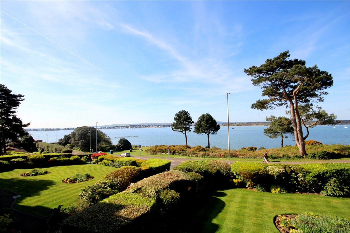 3 Bedrooms Flat for sale in Sandbanks Road, Poole, Dorset, BH14