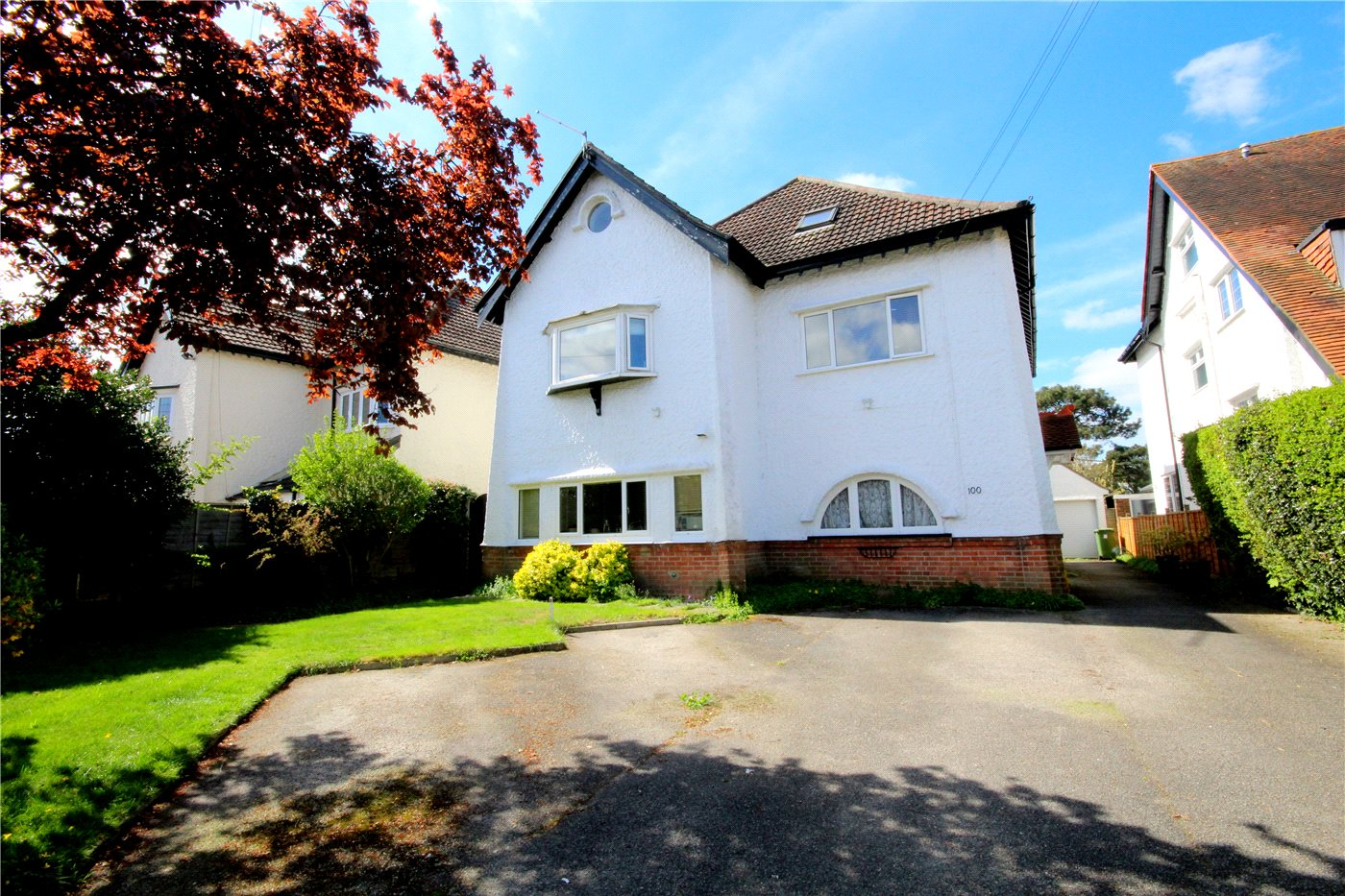 7 Bedrooms Detached House for sale in Alexandra Road, Lower Parkstone, Poole, BH14