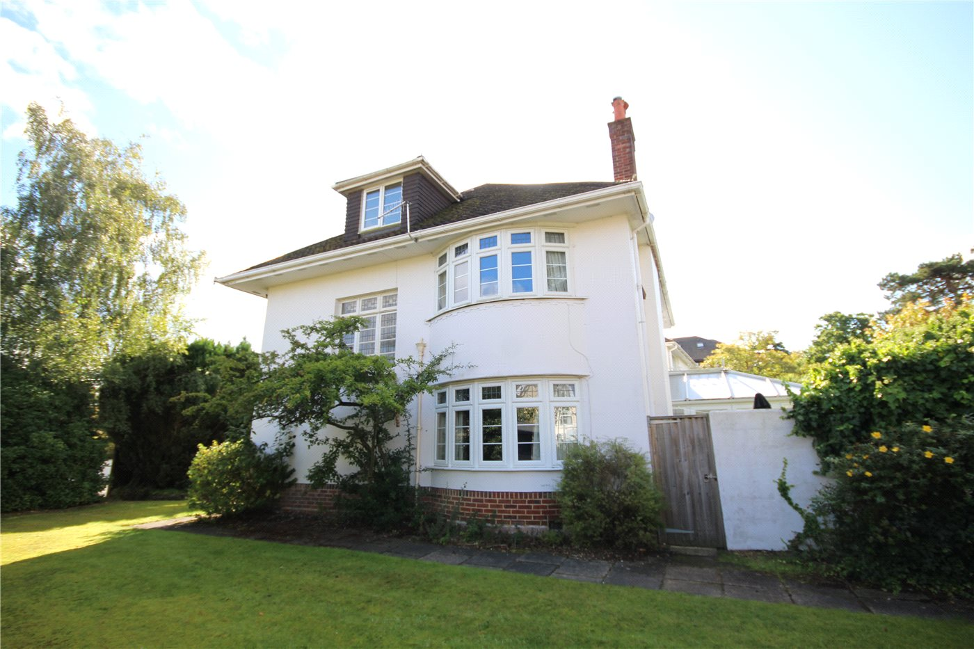 5 Bedrooms Detached House for sale in Sandecotes Road, Lower Parkstone, Poole, Dorset, BH14