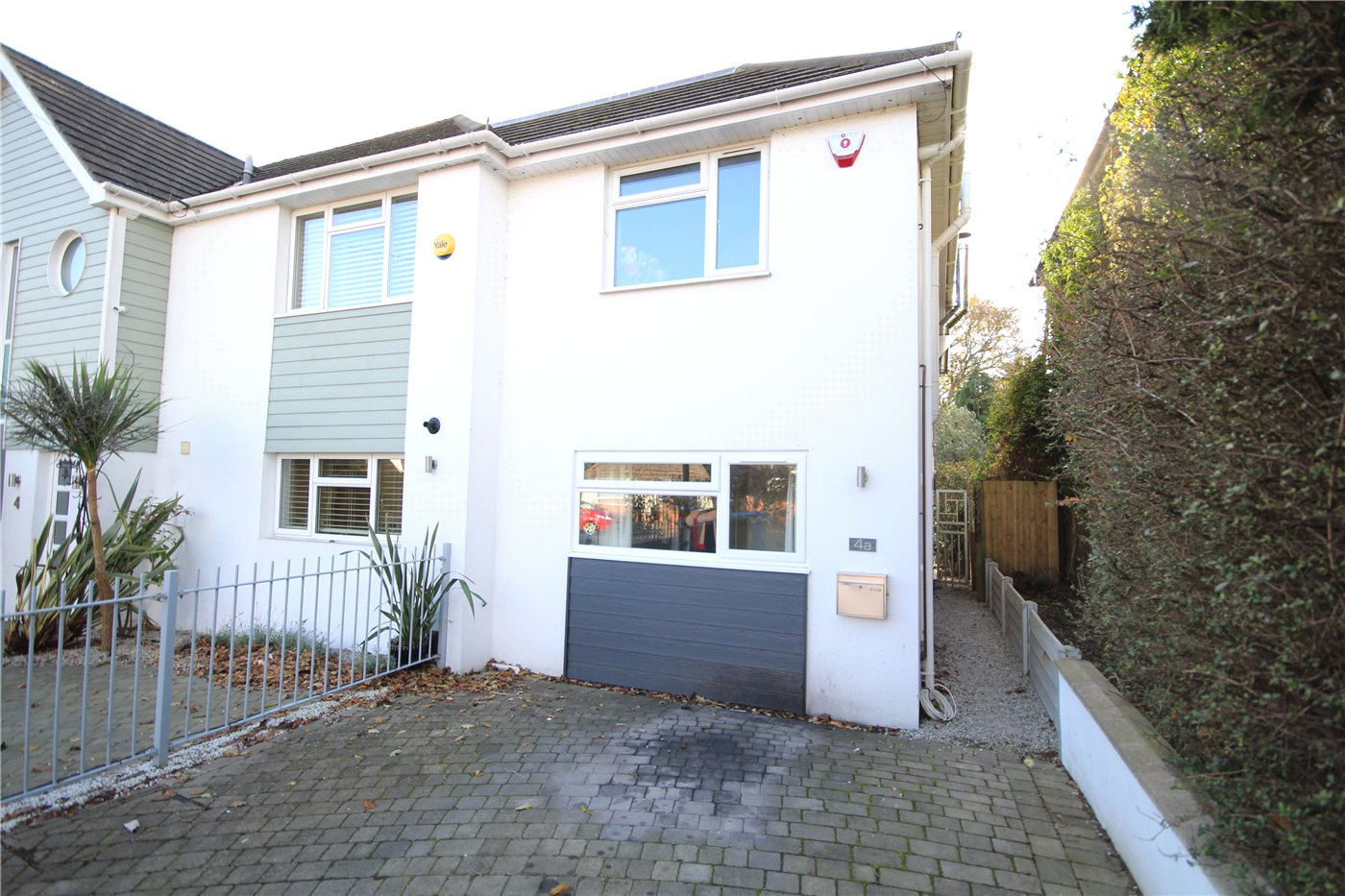 2 Bedrooms End Of Terrace House for sale in Herm Road, Poole, Dorset, BH12