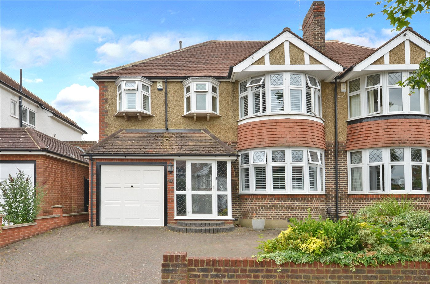 5 Bedrooms Semi Detached House for sale in The Manor Drive, Worcester Park, KT4