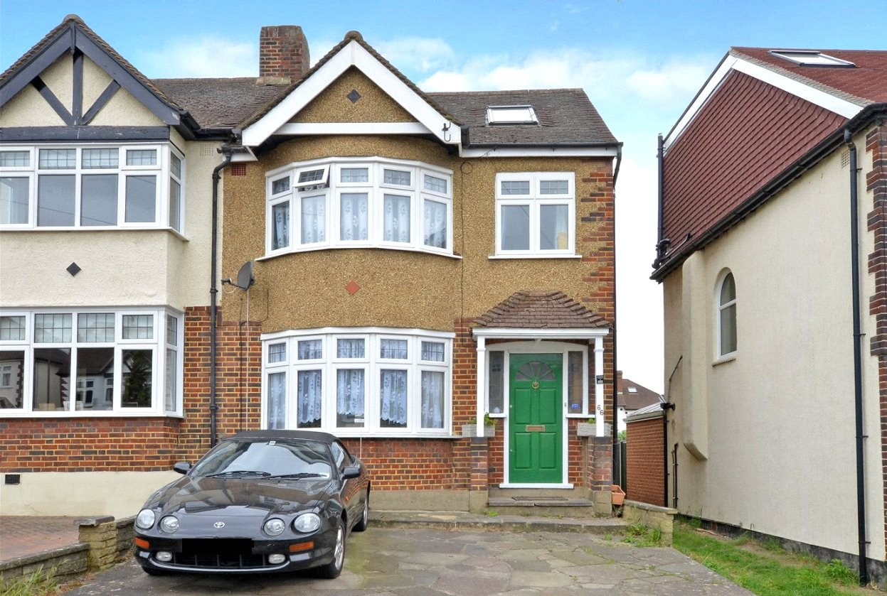 4 Bedrooms End Of Terrace House for sale in Elmstead Gardens, Worcester Park, KT4