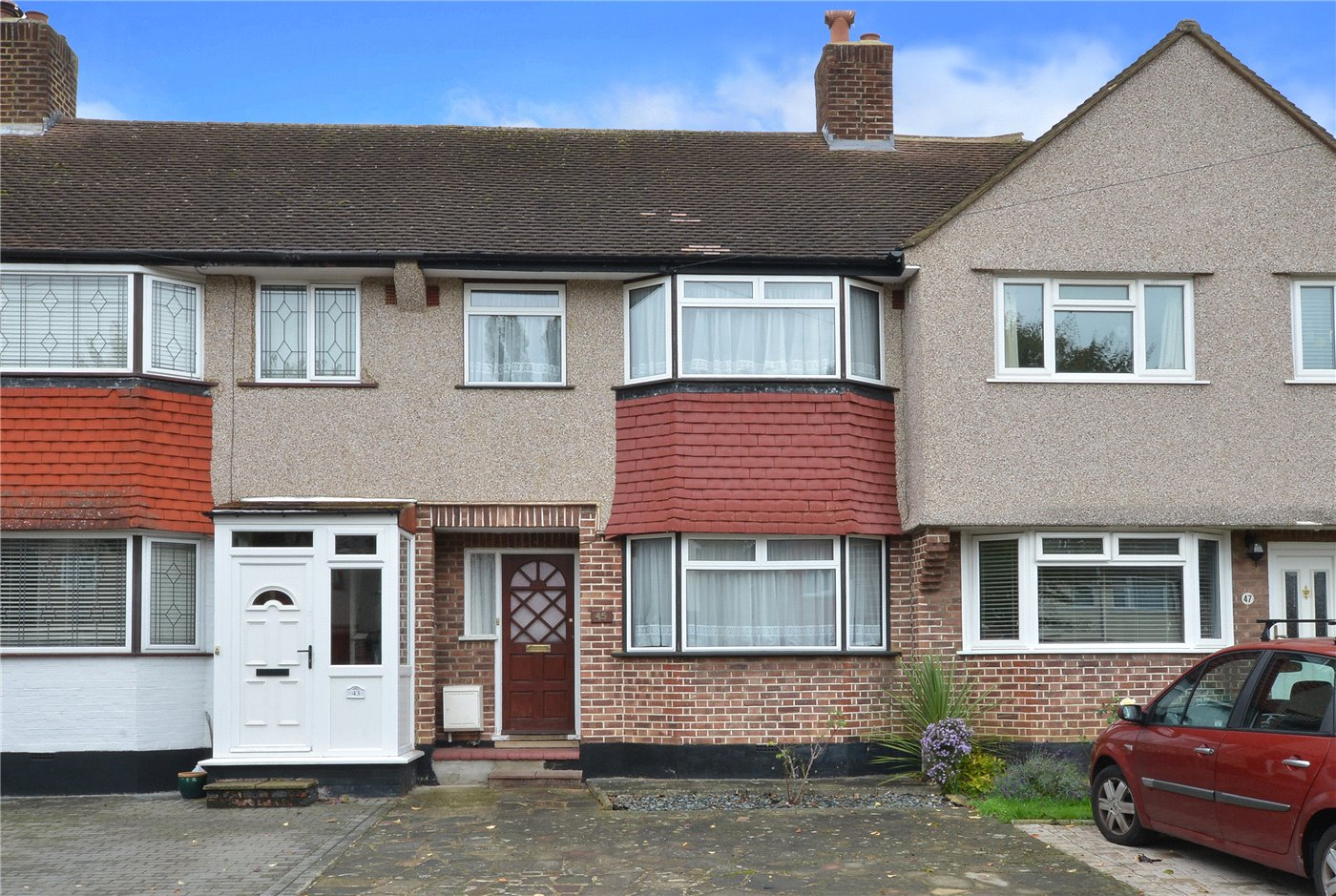 3 Bedrooms Terraced House for sale in Caverleigh Way, Worcester Park, KT4